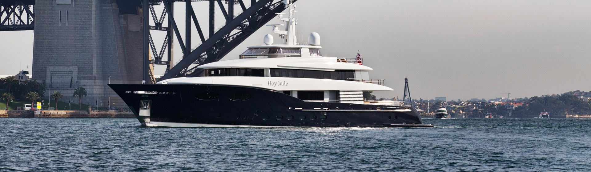 Leading Superyacht Support in Australia